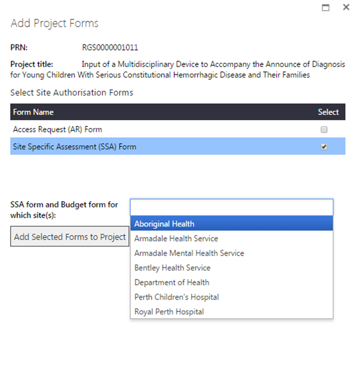 Forms and Docs add project forms - gov.png