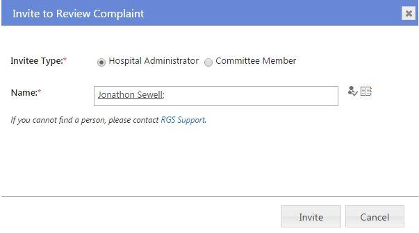 Reviewing A Complaint